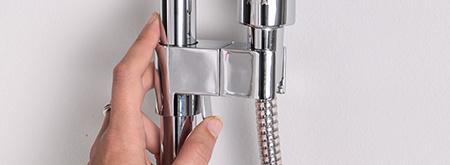 Systèmes de douche double