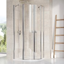 Cabine de douche Chrome CSKK4