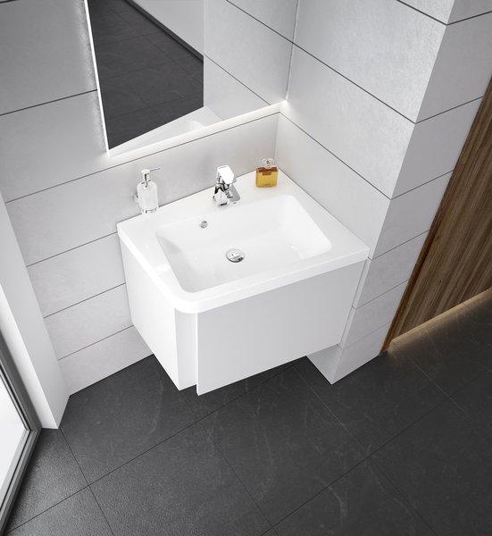 armoire sous lavabo d 39 angle 10 ravak a s. Black Bedroom Furniture Sets. Home Design Ideas